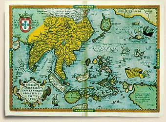 Indiae Orientalis - Old Maps and Prints, Bangkok, Thailand